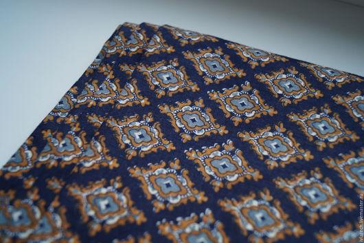 """Шитье ручной работы. Ярмарка Мастеров - ручная работа. Купить Ткань  для пэчворка  """" Причудливый рисунок"""". Handmade. Ткань для шитья"""