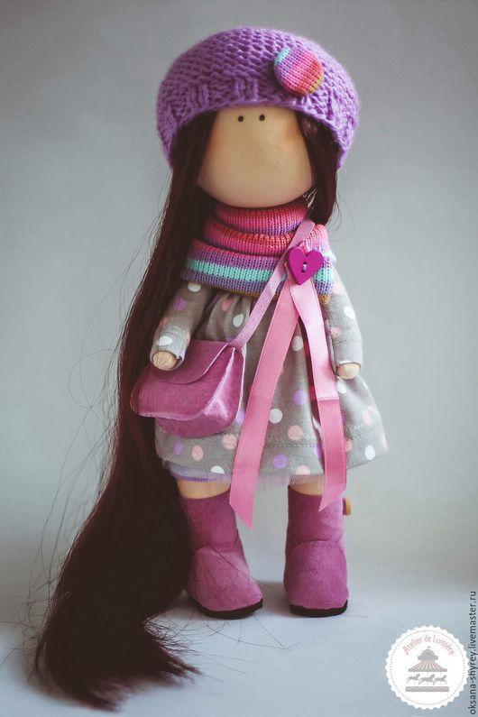Куклы тыквоголовки ручной работы. Ярмарка Мастеров - ручная работа. Купить Интерьерная кукла ручной работы. Handmade.