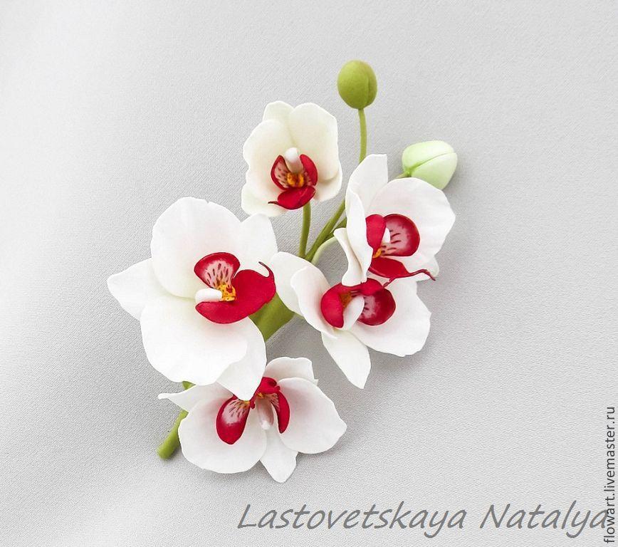 Цветы из фома Цветочки фуксии из фоамирана