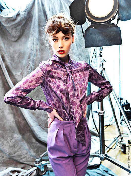 Пошив блузки на заказ. Купить блузку. Индивидуальный пошив на заказ. Ярмарка Мастеров - ручная работа. Дизайнер Лана Морозова