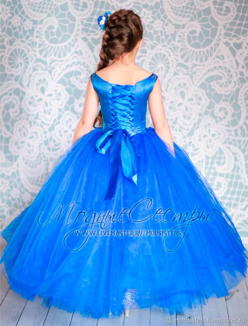 Детское платье на выпускной Арт.498