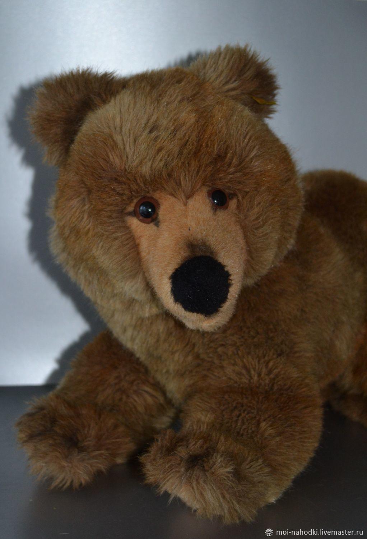 """Бурый медвежонок Steiff """"Molly"""", Мягкие игрушки, Франкфурт-на-Майне,  Фото №1"""
