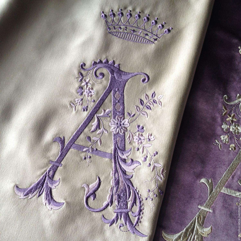 Заготовка для подушки вышивка