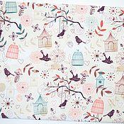 235 Птички с клетками (Польша премиум