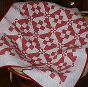 """Для дома и интерьера ручной работы. Ярмарка Мастеров - ручная работа Детское одеяло """"Мотивы Севера"""". Handmade."""