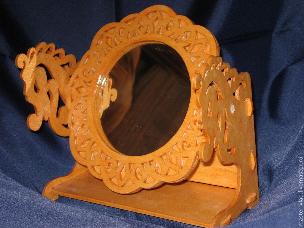 Поворотное настольное зеркало, Зеркала, Москва,  Фото №1