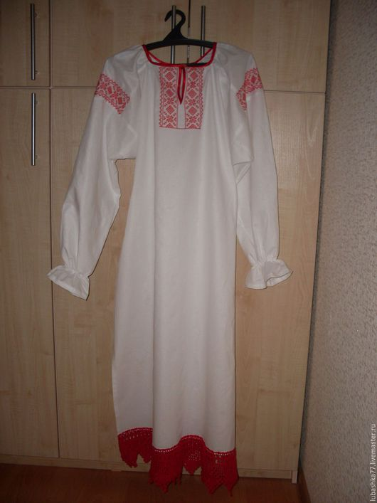 Одежда ручной работы. Ярмарка Мастеров - ручная работа. Купить Рубаха женская.. Handmade. Белый, Валяние