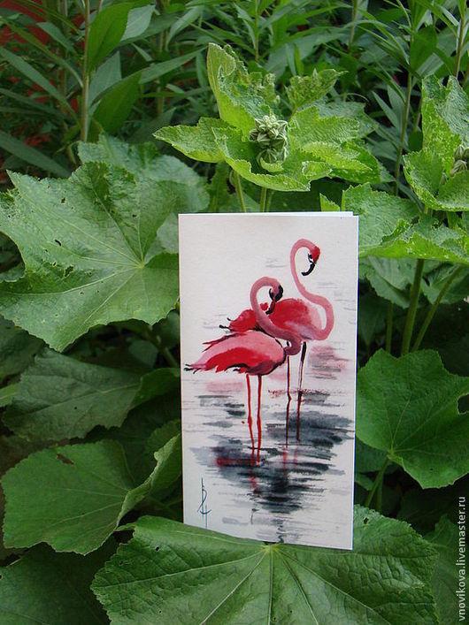 """Открытки на все случаи жизни ручной работы. Ярмарка Мастеров - ручная работа. Купить Поздравительная открытка """" Гармония """". Handmade."""