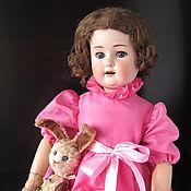 Куклы и игрушки ручной работы. Ярмарка Мастеров - ручная работа Антикварная кукла Bavaria. Handmade.