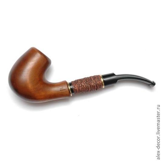 Подарки для мужчин, ручной работы. Ярмарка Мастеров - ручная работа. Купить Курительная трубка BNT-711008A. Handmade. Курительная трубка