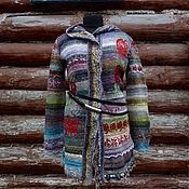 Одежда ручной работы. Ярмарка Мастеров - ручная работа Садовница. Женский жакет с капюшоном. Handmade.