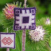 Фен-шуй и эзотерика handmade. Livemaster - original item Talisman for good luck, happiness and success! The burdock Arepa. Handmade.