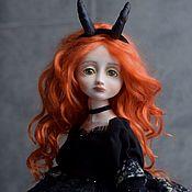 Куклы и игрушки handmade. Livemaster - original item Porcelain doll Eteri. Handmade.
