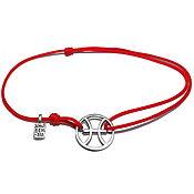 Украшения handmade. Livemaster - original item Fish rope bracelet. Handmade.