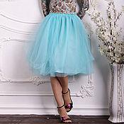 Одежда handmade. Livemaster - original item Tulle Chopin skirt, tulle skirt, women`s skirt. Handmade.