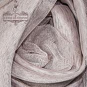 Материалы для творчества ручной работы. Ярмарка Мастеров - ручная работа Фатин стрейч, сумеречный (twilight mauve) LCR-388. Handmade.