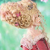 """Dolls handmade. Livemaster - original item Author`s boudoir doll: """"Belle"""".. Handmade."""