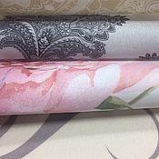 handmade. Livemaster - original item Patterned roll-up curtains. Handmade.