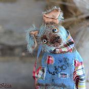 Куклы и игрушки ручной работы. Ярмарка Мастеров - ручная работа Вуууааффф:). Handmade.