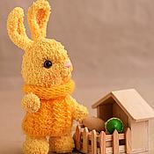 """Куклы и игрушки ручной работы. Ярмарка Мастеров - ручная работа Друг Тедди """"солнечный зайчик)"""". Handmade."""