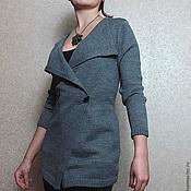 Одежда ручной работы. Ярмарка Мастеров - ручная работа Жакет 0307-с. Handmade.