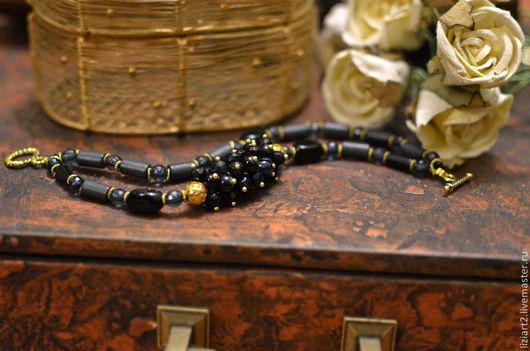 Liziart - бусы, колье, браслеты, серьги, кольца из натуральных камней. \r\nБраслет из натурального черного агата. Браслет с натуральными камнями. Браслет с натуральными камнями. Браслет с натуральными