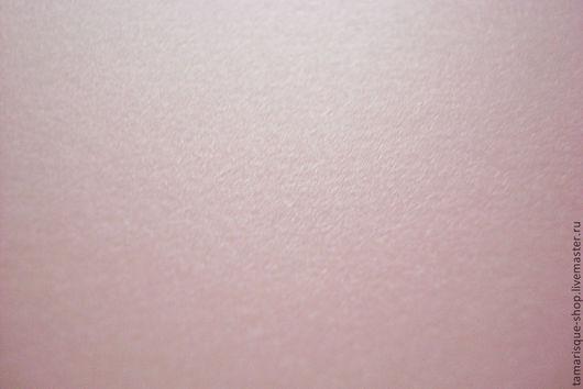 Открытки и скрапбукинг ручной работы. Ярмарка Мастеров - ручная работа. Купить Бумага «Волшебство» (Розовый лепесток) 290 гр/м2. Handmade.