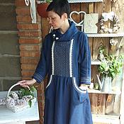 """Одежда ручной работы. Ярмарка Мастеров - ручная работа Бохо-образ """"Тайна ночи"""". Handmade."""