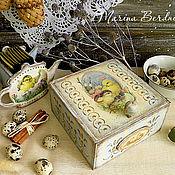 """Для дома и интерьера ручной работы. Ярмарка Мастеров - ручная работа """"Пасха"""" Набор. Handmade."""