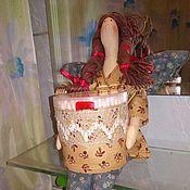 Для дома и интерьера ручной работы. Ярмарка Мастеров - ручная работа Тильда банная фея. Handmade.