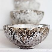 """Посуда ручной работы. Ярмарка Мастеров - ручная работа Пиалы """"Древний Азур"""". Handmade."""