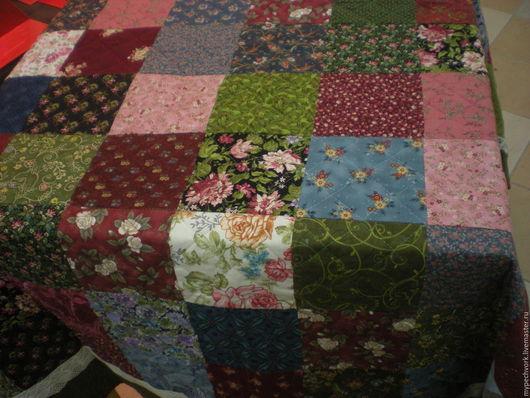 Текстиль, ковры ручной работы. Ярмарка Мастеров - ручная работа. Купить Лоскутное одеяло. Handmade. Одеяло пэчворк, подарок девушке