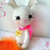 Куклы и игрушки ручной работы. Ярмарка Мастеров - ручная работа Заюшка. Handmade.