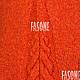 """Платья ручной работы. Ярмарка Мастеров - ручная работа. Купить Платье оранжевое из альпаки """"Апельсиновый фреш"""".. Handmade. Оранжевый"""