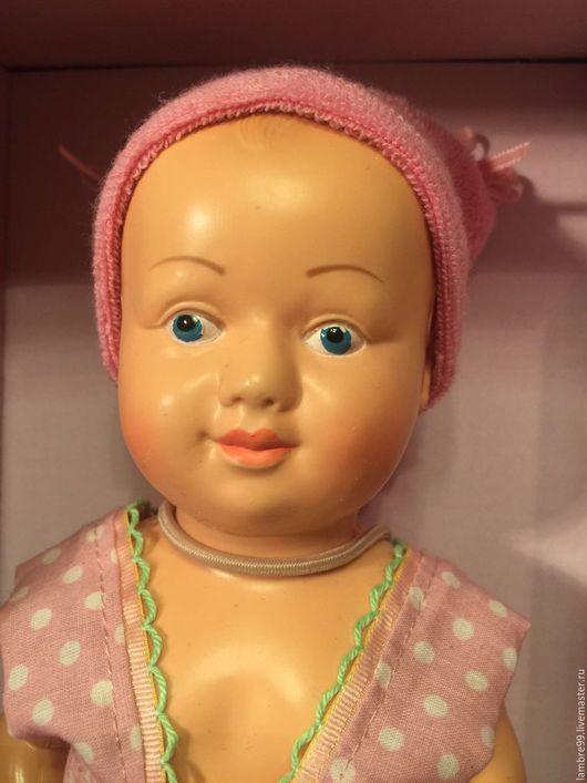 Винтажные куклы и игрушки. Ярмарка Мастеров - ручная работа. Купить кукла реплика  Petitcollin. Handmade. Бежевый, реплика, пластик