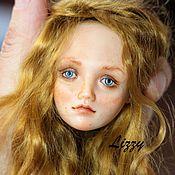 Куклы и игрушки ручной работы. Ярмарка Мастеров - ручная работа Шарнирная кукла Лиззи 38 см. Handmade.