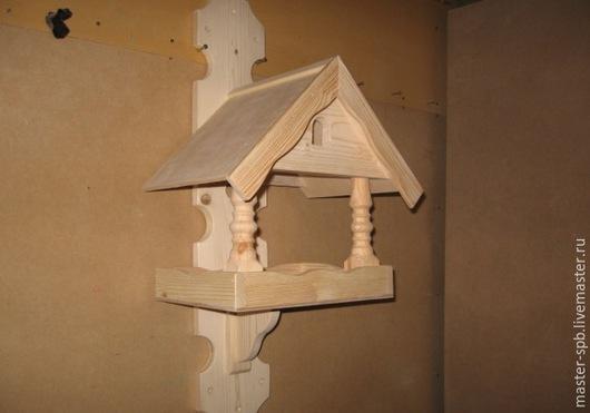 Кормушка `Балконная` - заготовка для творчества