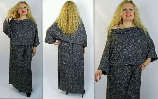 Платья ручной работы. Ярмарка Мастеров - ручная работа. Купить Платье трикотажное. Handmade. Платье, платье на каждый день