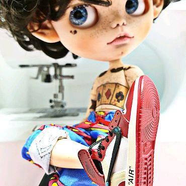 Куклы и игрушки ручной работы. Ярмарка Мастеров - ручная работа Мальчик блайз. Handmade.