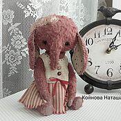 Куклы и игрушки ручной работы. Ярмарка Мастеров - ручная работа Слонечка. Handmade.