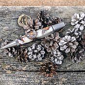 handmade. Livemaster - original item Professor ballpoint pen in case. Handmade.