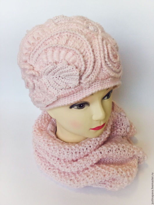 Комплект `Розовый зефир`
