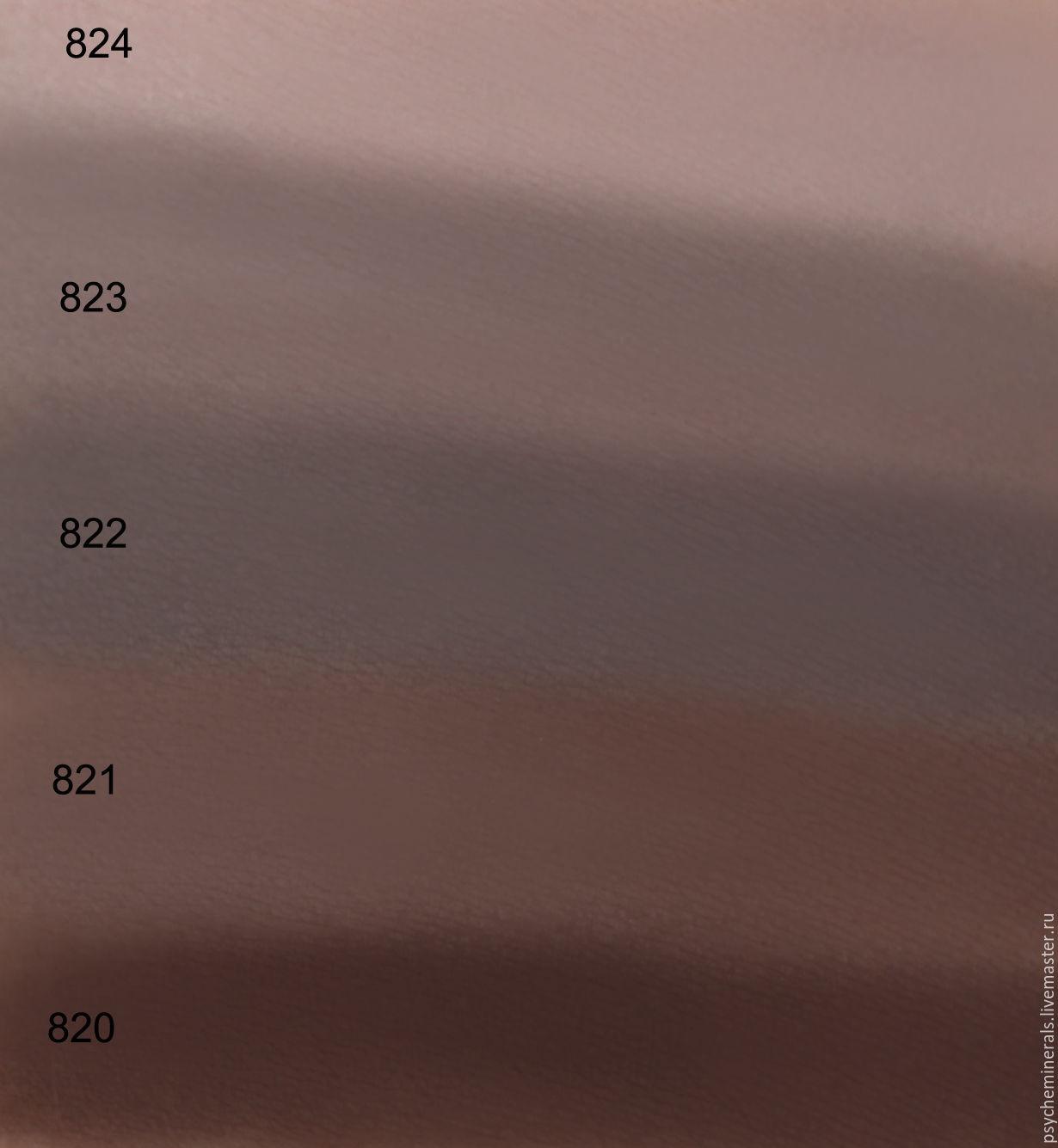 Taupe-коллекция минеральных теней-подводок-скульпторов,5 оттенков, Косметика, Сосуа, Фото №1