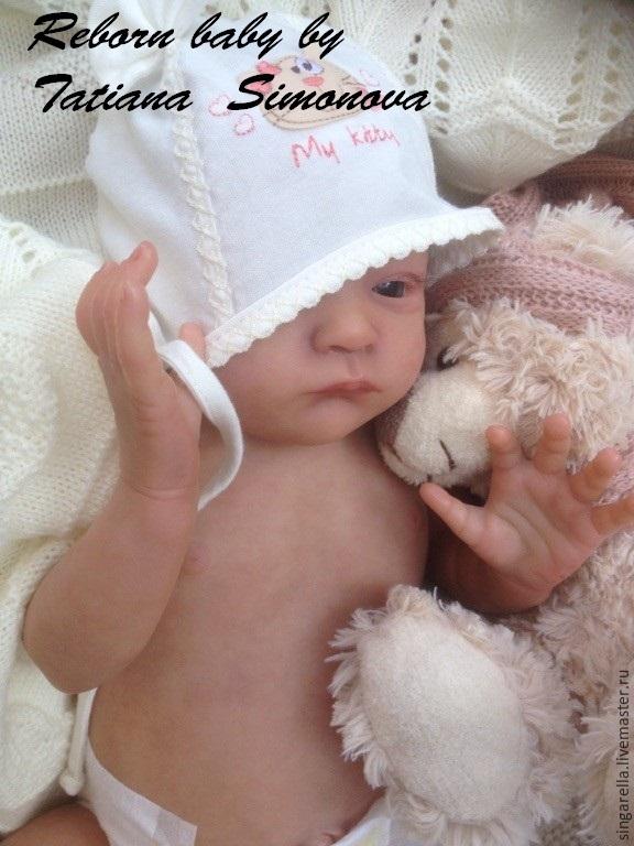 Кукла реборн Маруся из молда Will, Куклы-младенцы и reborn, Владивосток, Фото №1