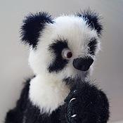 Куклы и игрушки ручной работы. Ярмарка Мастеров - ручная работа Медведь игрушка Панда Крейзи. Handmade.