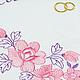 Свадебный рушник. Артикул: 0106 Размер: 40 x 160 см. Дополнительная вышивка имен и даты свадьбы+250 руб., голубей + 200 руб., лебедей + 250 руб. к общей стоимости.