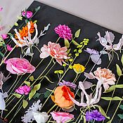 Композиции ручной работы. Ярмарка Мастеров - ручная работа Настенное панно, панно из цветов, настенный декор из цветов. Handmade.