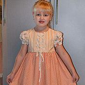Платье детское (200417)