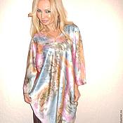 Одежда ручной работы. Ярмарка Мастеров - ручная работа блуза- Жемчуг. Handmade.