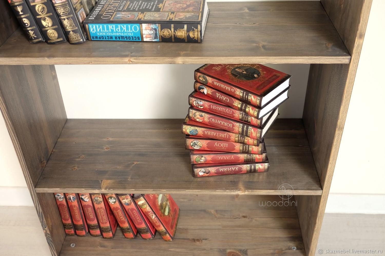 стеллаж высокий деревянный венеция заказать на ярмарке мастеров Jdr4qru стеллажи волгодонск